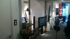 Audio Visual Showroom